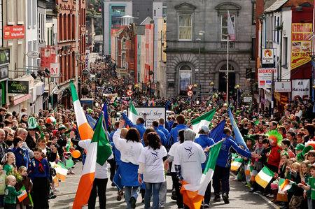 World Harmony Run in British Isles, New Zealand and Australia