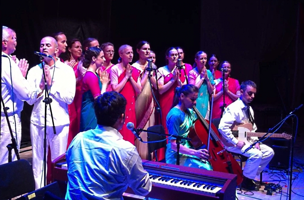 Songs of the Soul tour in Mongolia