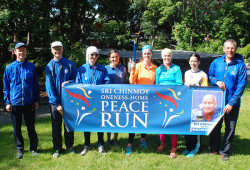 Peace Run Iceland
