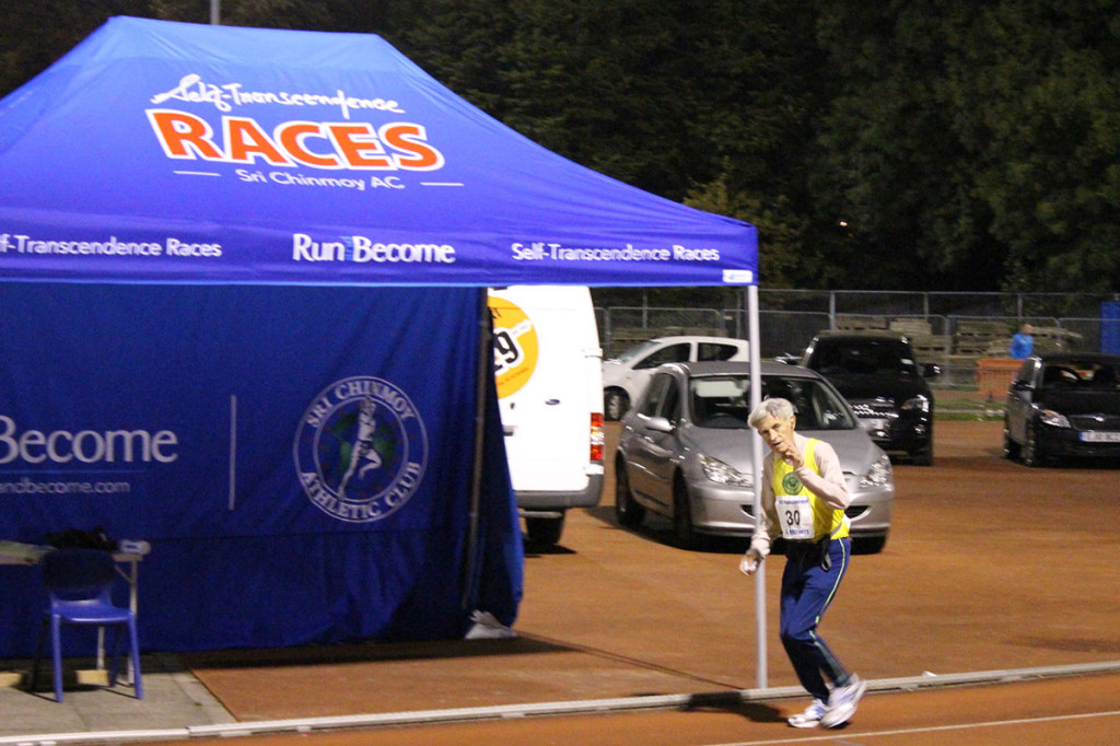 New world records at Sri Chinmoy Races
