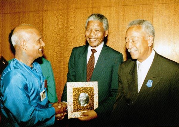Nelson Mandela (1918 – 2013)