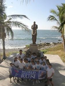 Mazatlan Statue