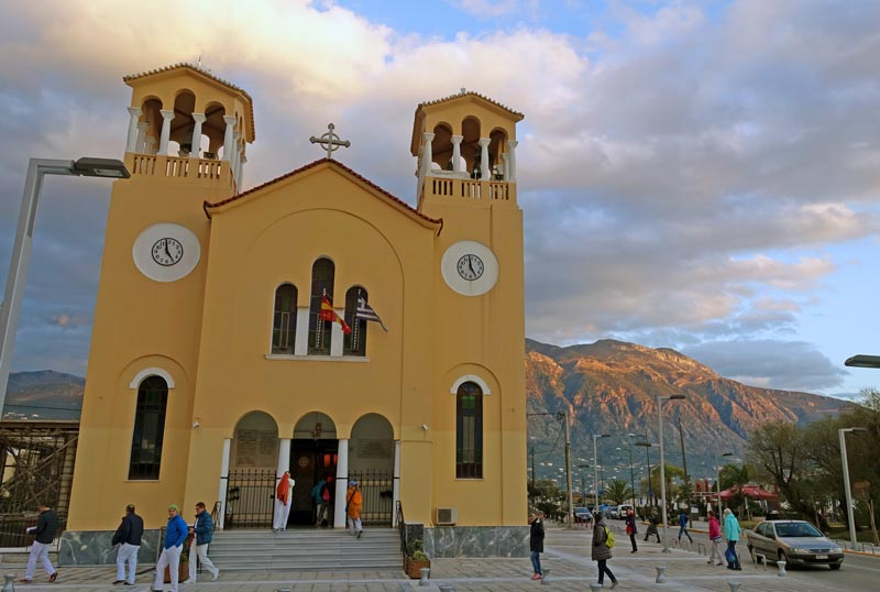 church-kalamata