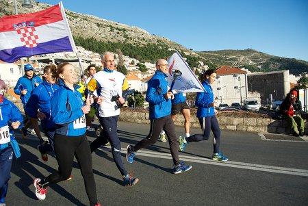 croatia-peace-run