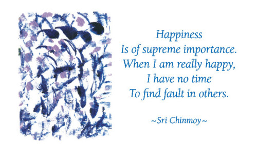 happiness-supreme-importance