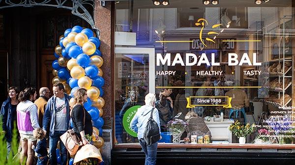 New Health Food Store in Den Haag