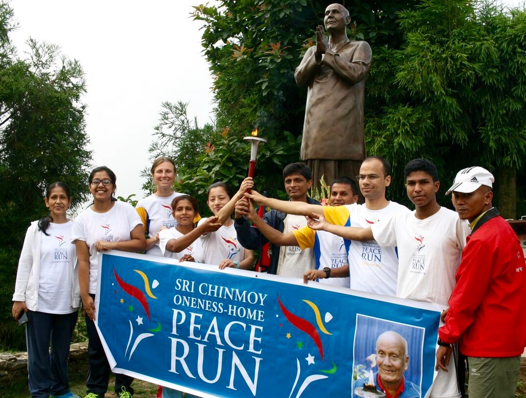 Peace-Run-Nepal