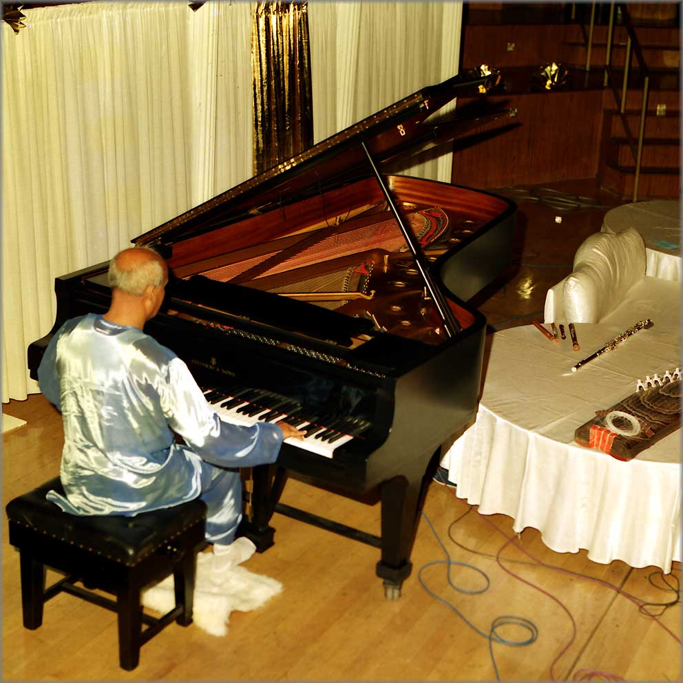 50 selected recordings for Sri Chinmoy's 50th anniversary in the West