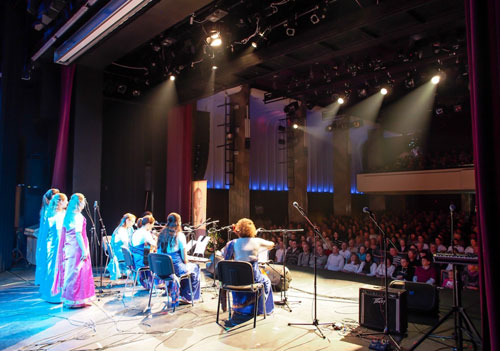 Songs of the Soul: Hungarian concert tour