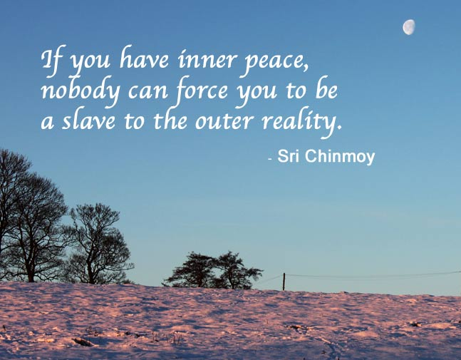 Quotes By Sri Chinmoy Sri Chinmoy
