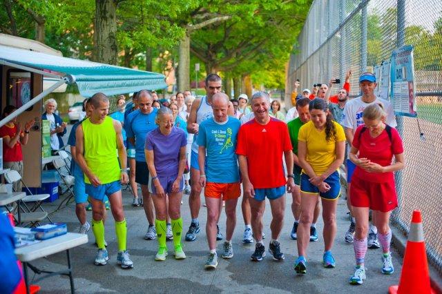 3100 mile self-transcendence race – 2013