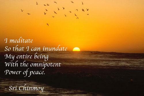 Starting to Meditate