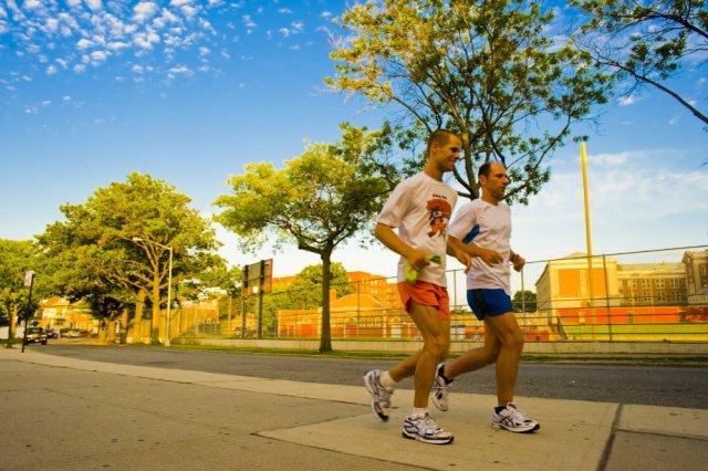 3100 Mile Race 2012