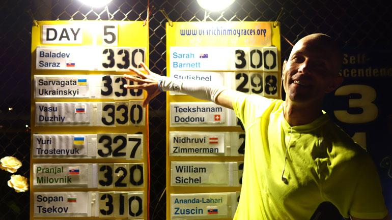 3100 mile race 2014